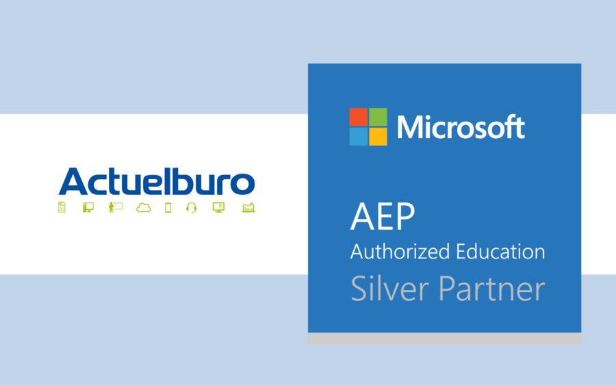 AEP certifications Actuelburo