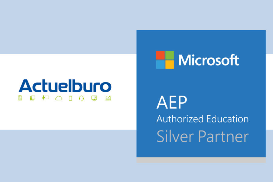 AEP certifications Actuelburo