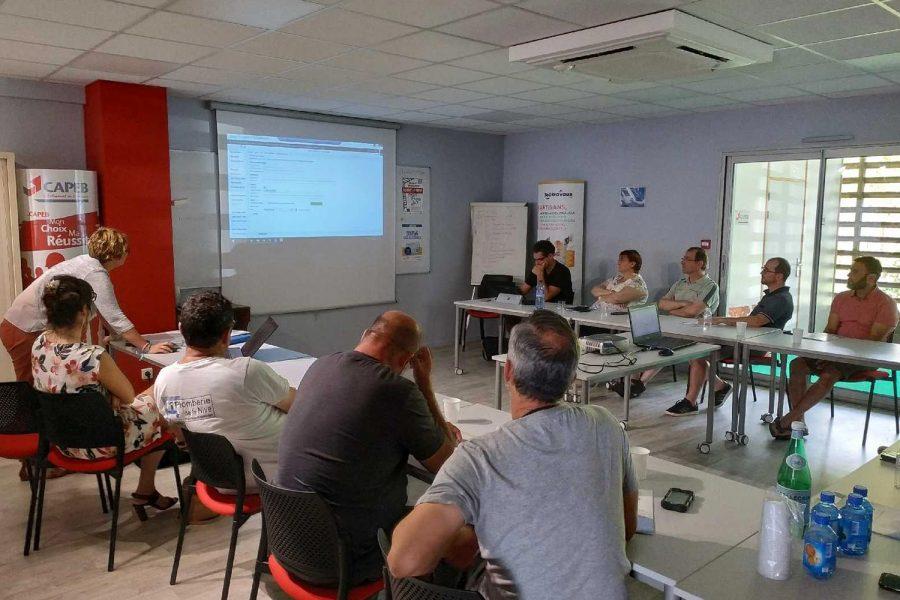 Dématérialisation des factures Béarn et Pays Basque