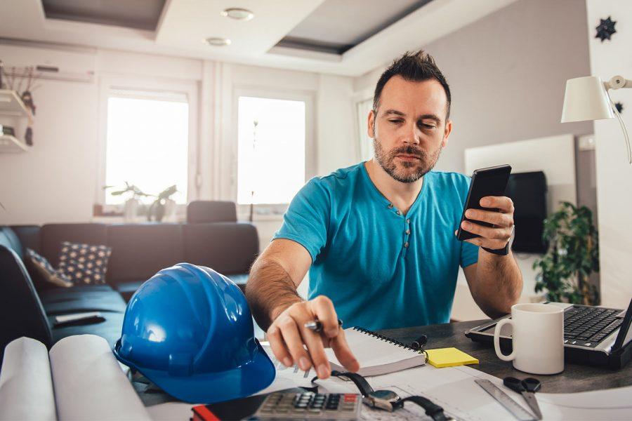 Dématérialisation de factures bâtiment