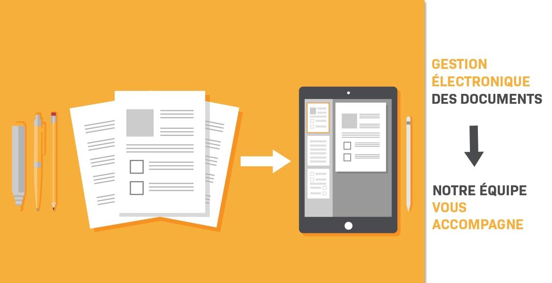 Gestion électronique des documents avec Actuelburo