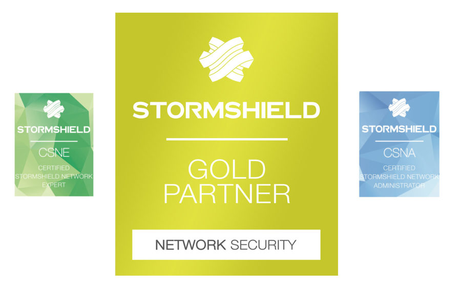 Stormshield Network Security Gold