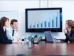 Ecran multifonction réunion business