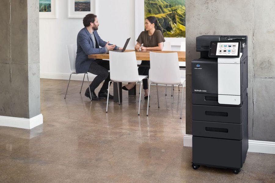 Sécurité Imprimante Multifonction