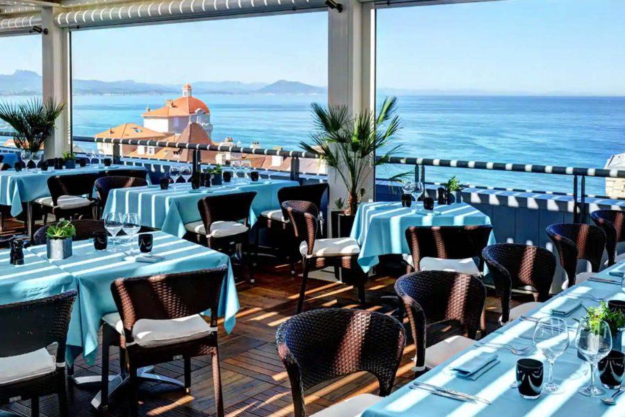Déjeuner Dropbox à Biarritz au Pays Basque