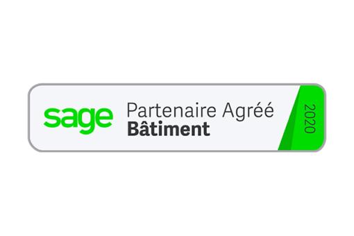 Partenaire SAGE BTP pour les logiciels