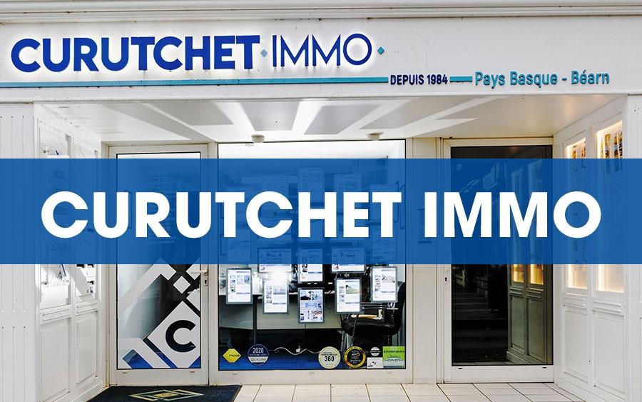 Agence Curutchet Immo témoignage écran interactif