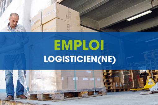 Emploi logisticien SAV informatique
