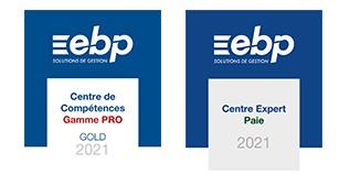Certifications EBP logiciels