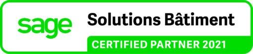 Actuelburo, certifié partenaire Sage pour les solutions bâtiment