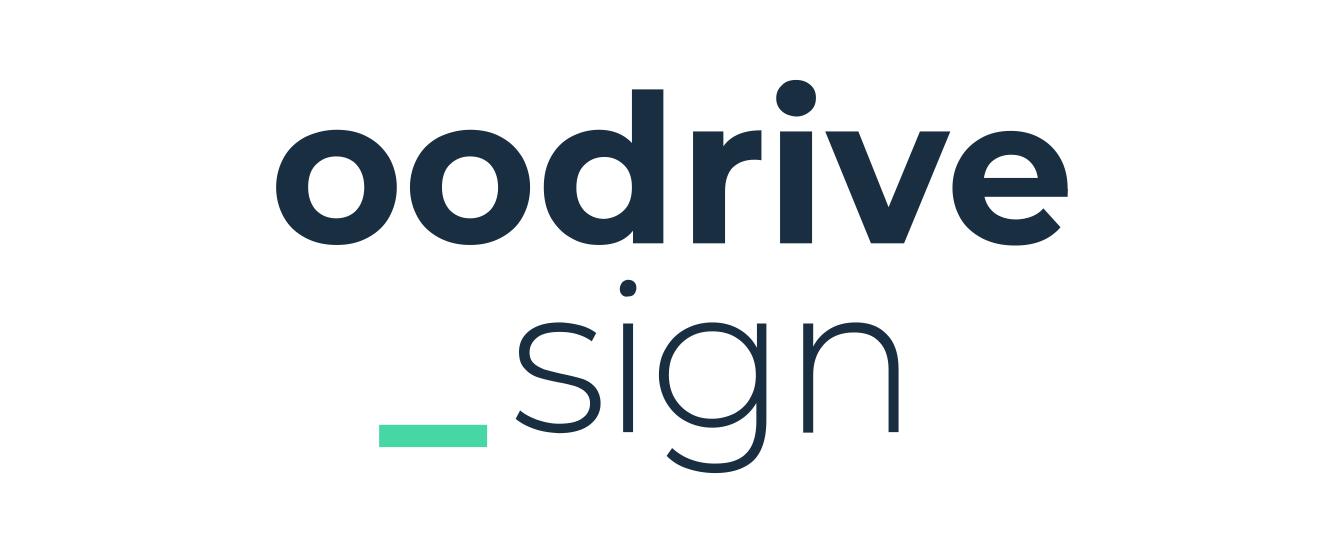 oodrive sign signature électronique