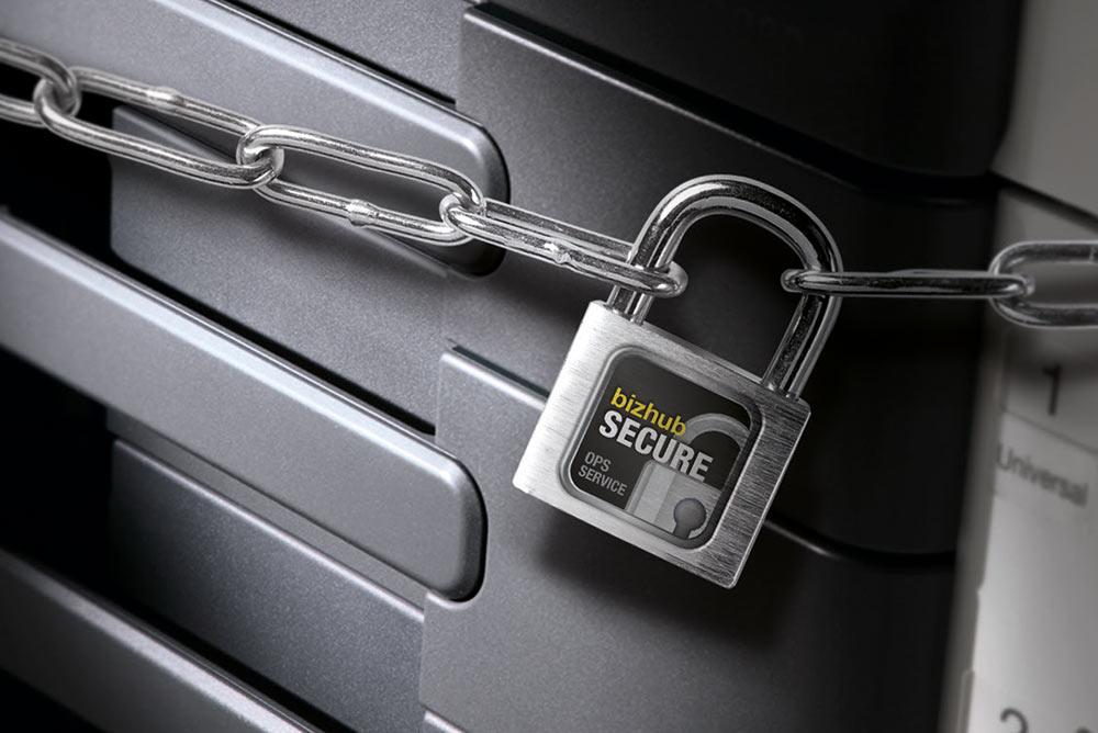 Sécurité copieur multifonction